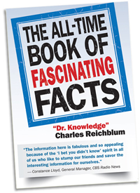 The All-Time Book of Fascinating Facts Cover